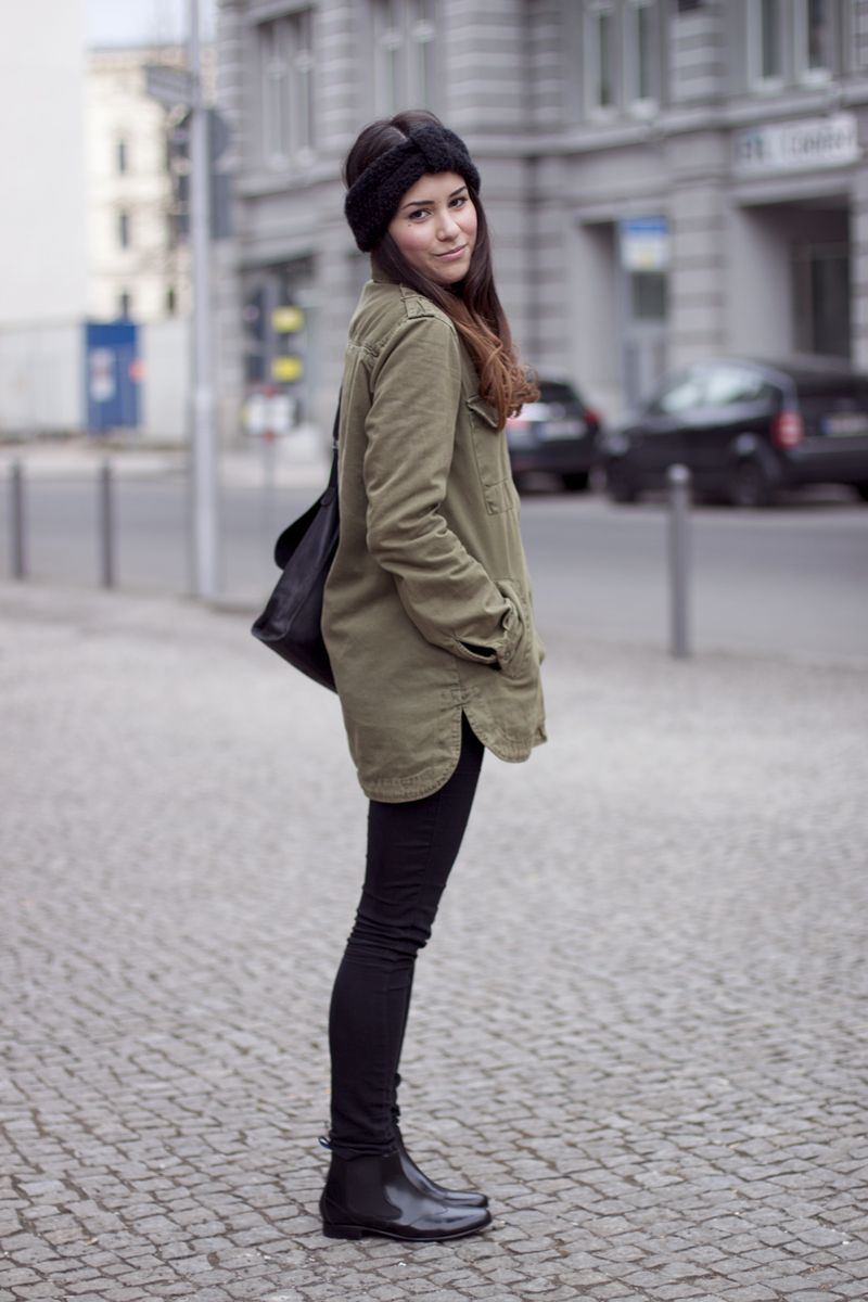 0abae4993465 teetharejade » Blog Archive Outfit  Chelsea boots   military jacket -  teetharejade
