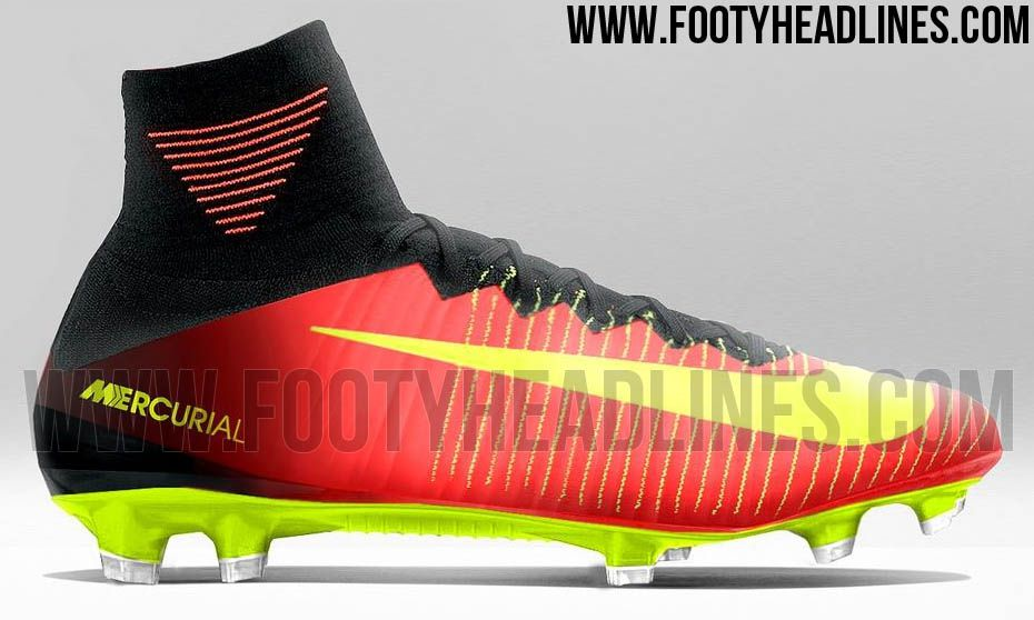 The Nike Mercurial Superfly Euro 2016 Boots will be headlined by Real Madrid  superstar Cristiano Ronaldo.