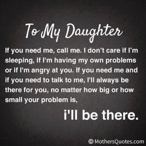 GPS Grace Power Strength: Dear Daughter… An Open Letter To My