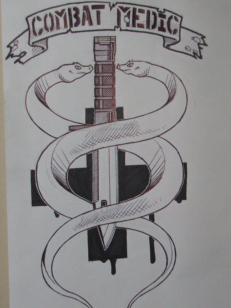 Combat Medic Tattoo by swordrust on DeviantArt | quotes | Pinterest | Combat medic and Tattoo