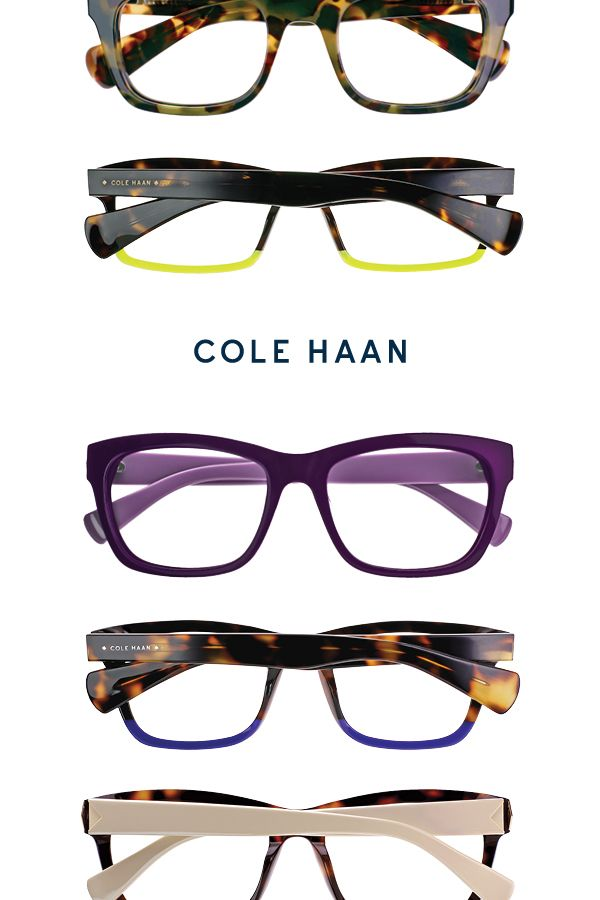 d71043bccc The fall 2015  colehaan eyewear collection has arrived. We re obsessed. Find