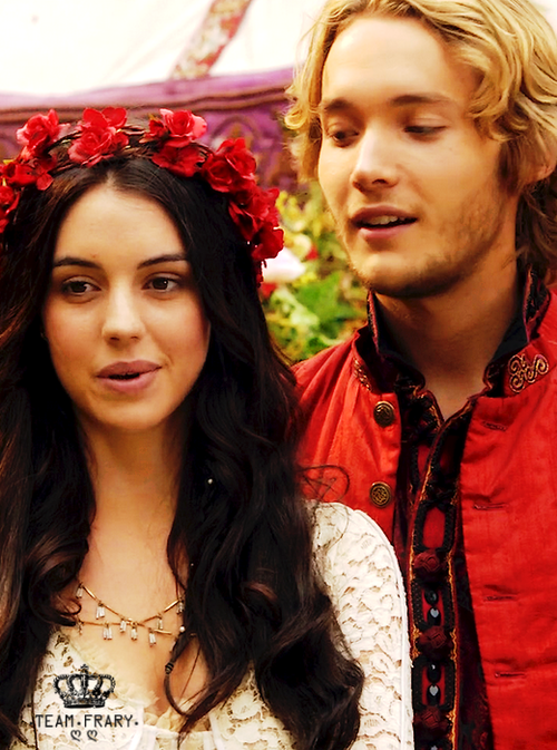 Reign Season 4 On Netflix: Love These Two Together