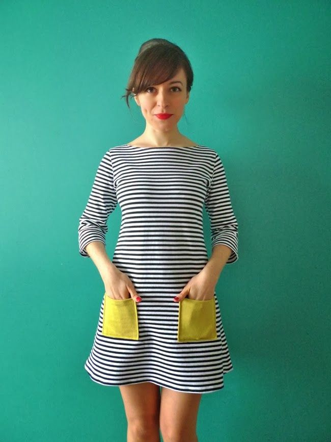 Tilly and the Buttons: Coco dress | Moda | Pinterest | Nähe ...