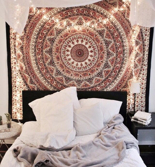 8 Bohemian Chic Teen Girl S Bedroom Ideas: Pin By A