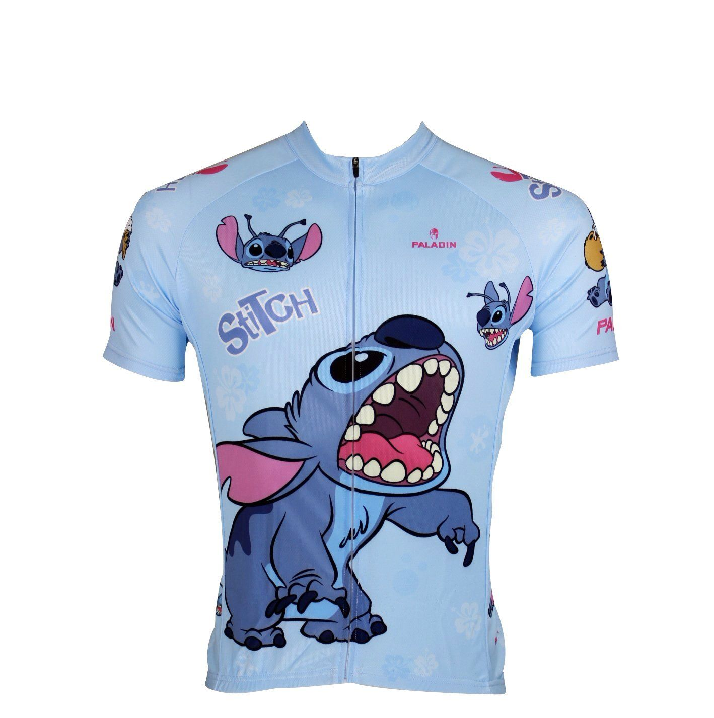 3dec539da Ilpaladino Stitch Man s Spring Summer Sportswear Short long-sleeve Cycling  Jersey Bicycling Pro Cycle