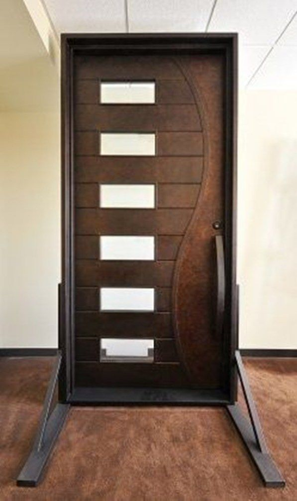 50 Latest Main Door Designs For Your Villa | house front | Pinterest | Main door design Main door and Door design & 50 Latest Main Door Designs For Your Villa | house front | Pinterest ...