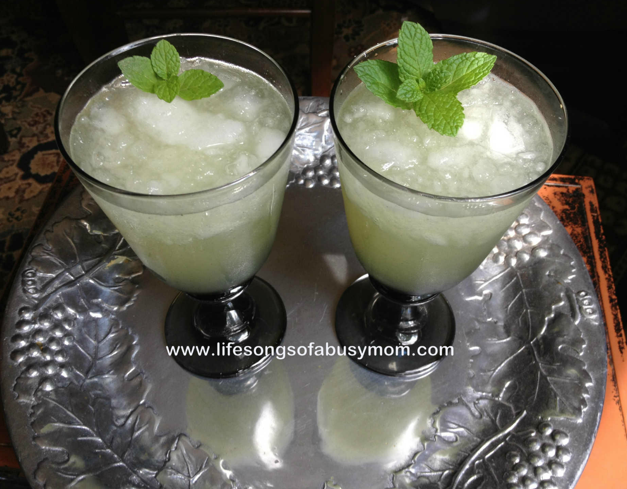 recipe: mint julep non alcoholic [27]