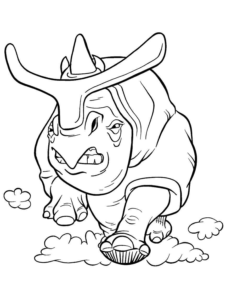 Ice age couple coloring page images Coloring For Kids