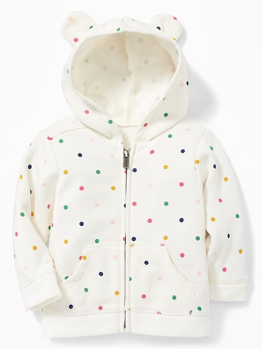 d68f5827e Critter Zip Hoodie for Baby | Products | Baby girl jackets, Kids ...