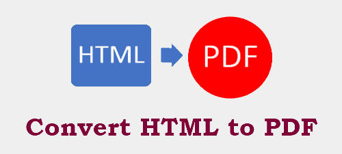 How to Convert HTML to PDF in PHP using fpdf | PHP | Pdf