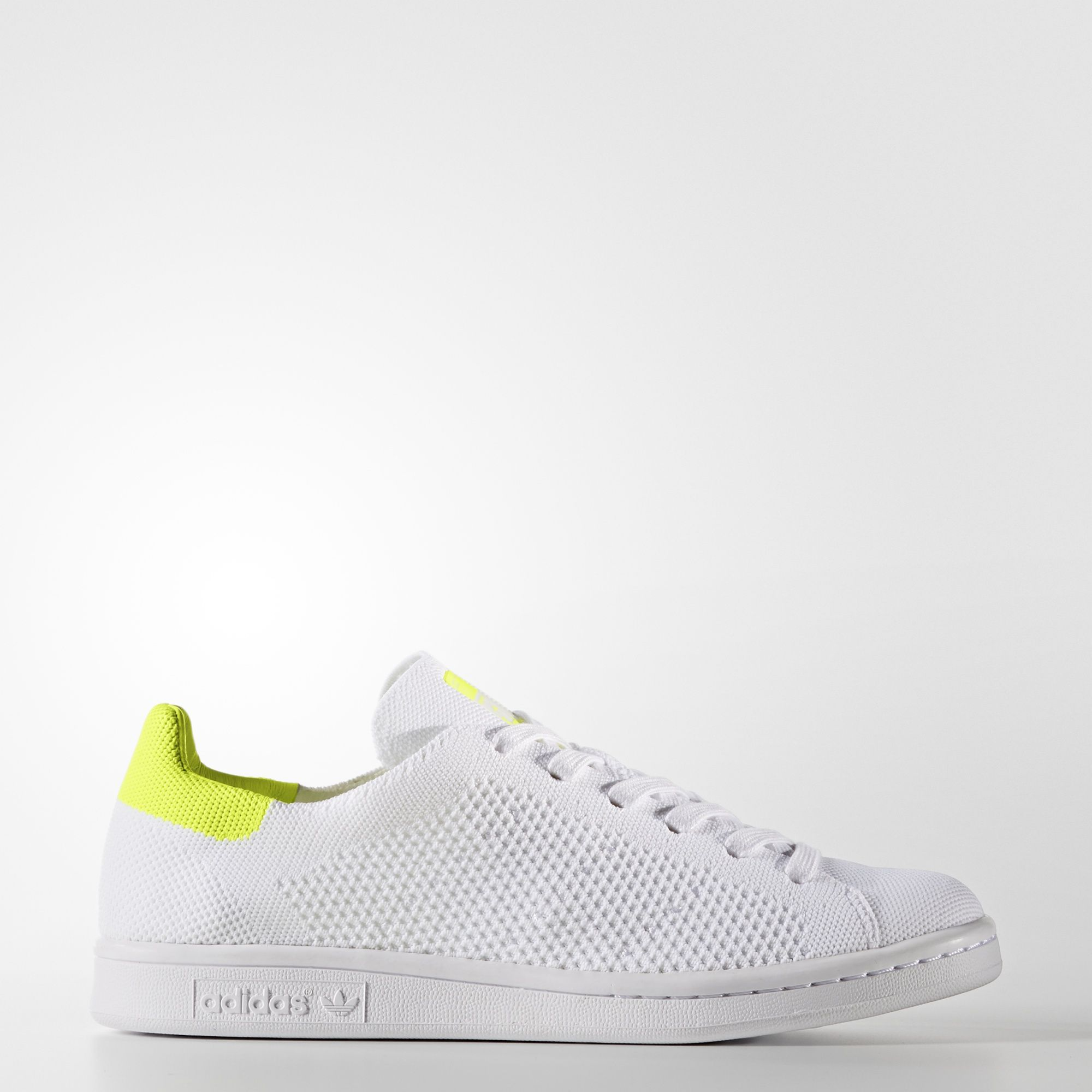 reputable site d6a06 4df4f adidas Stan Smith Primeknit Shoes - White   adidas Belgium