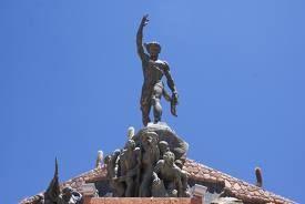 Monumento al Inca-Humahuaca-Jujuy
