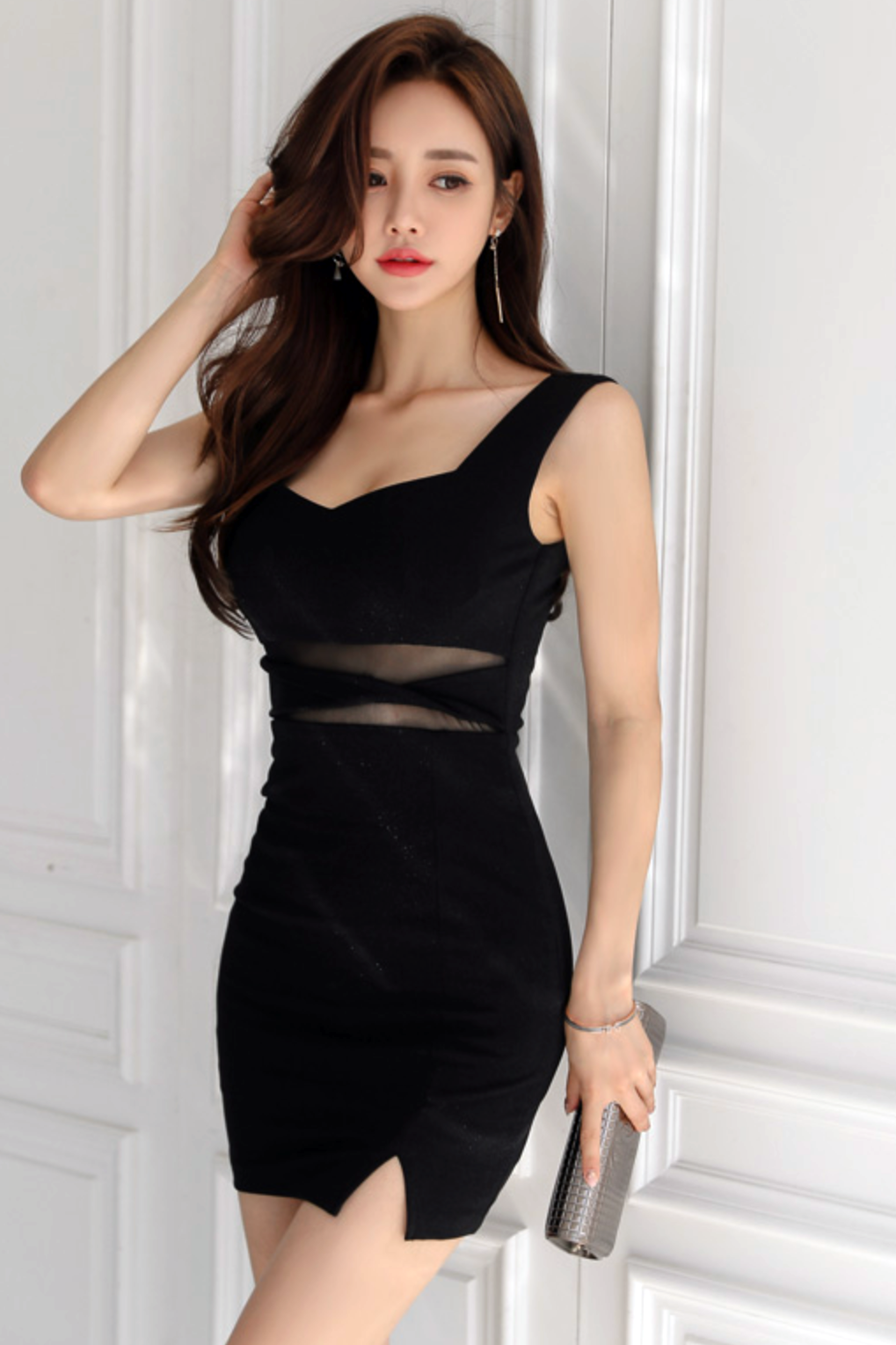 Sexy Dresses · Fashion Outfits · Womens Fashion · Son Youn Ju ❤ Really  Pretty Girl 327ab14f2