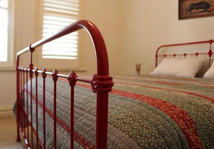 Scout House Wrought Iron Bed Wrought Iron Beds Iron Bed Cast