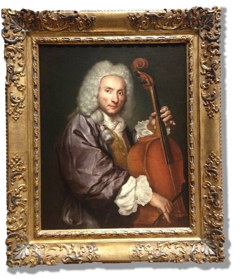 Foregone conclusion, but anyone want to guess the maker - a fascinating painting from around 1730-45 by Giacomo Ceruti, a Lombard painter working mostly in Brescia, but in Padua and Venice as well... the detail is amazing.