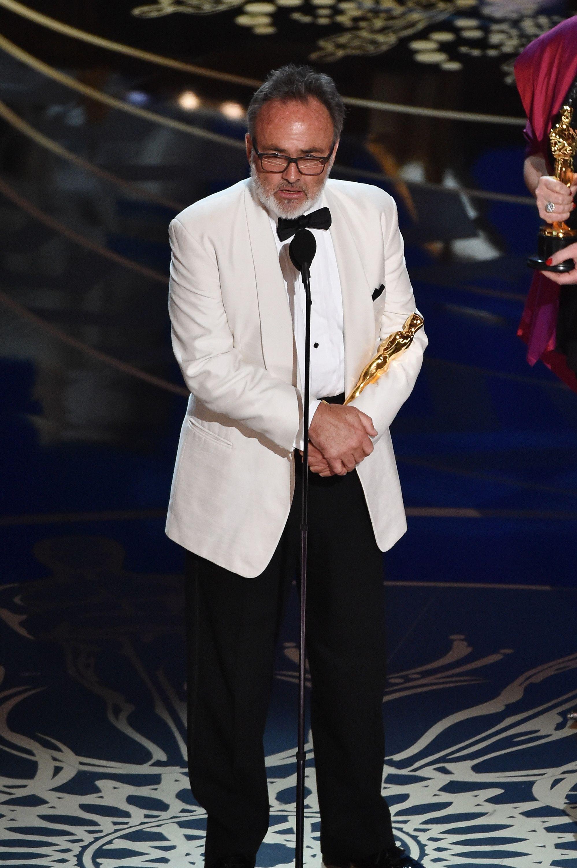 Colin Gibson | 88th Academy Awards