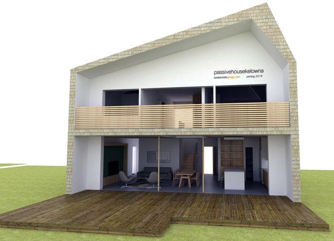 Passive House Kelowna House Designs Pinterest Passive house