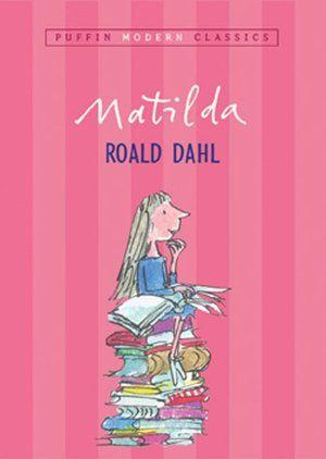 Matilda....leído con mi hija..Mariajesús ...