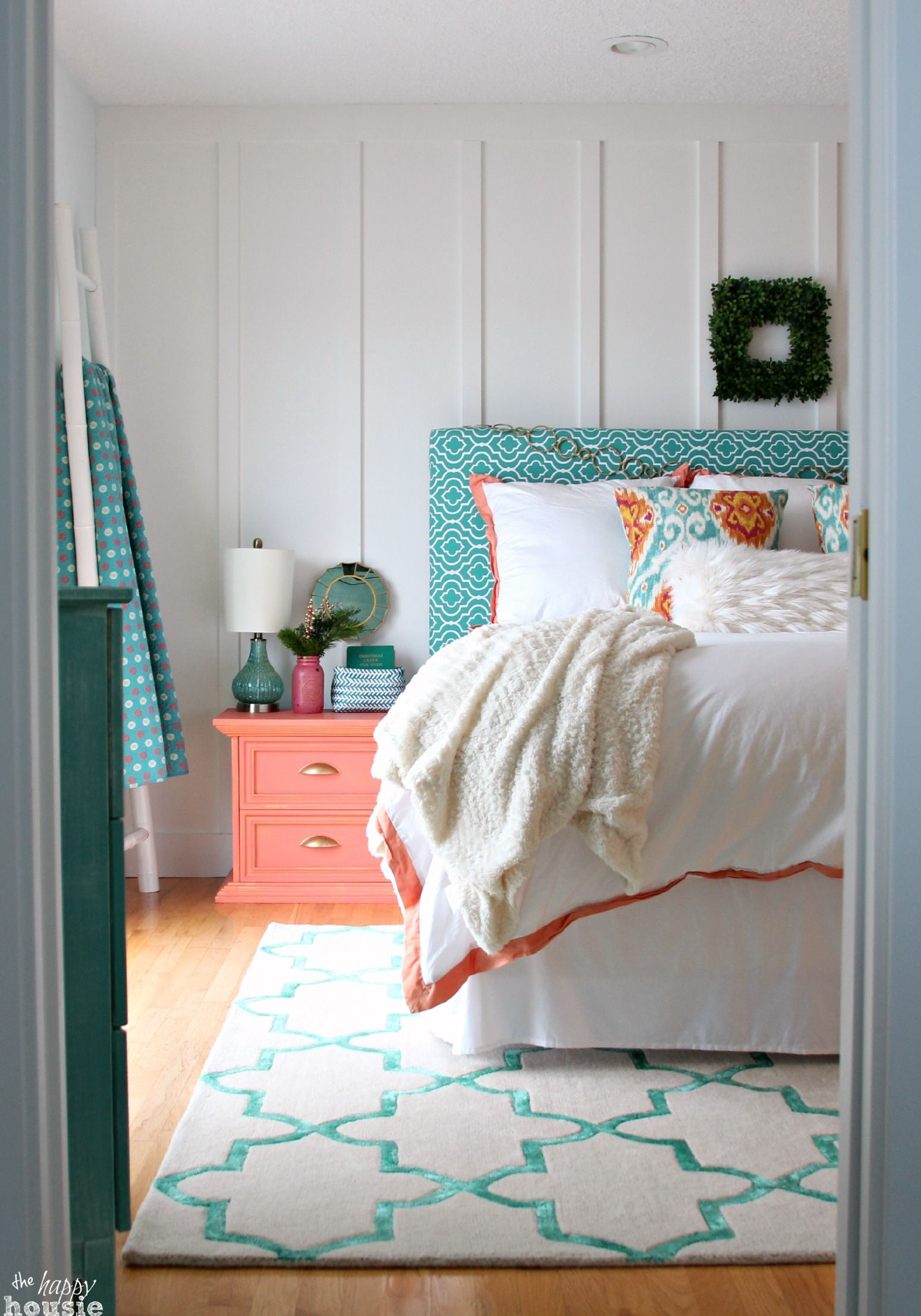 Master Bedroom You LOVE with Colour full size