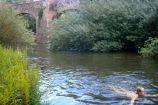 Powick Bridge, River Teme
