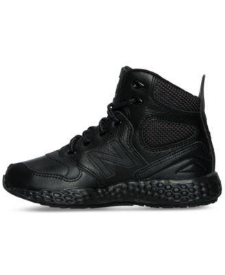 69b4768454c71 New Balance Boys' Fresh Foam Paradox Casual Sneaker Boots from Finish Line  - Black 4