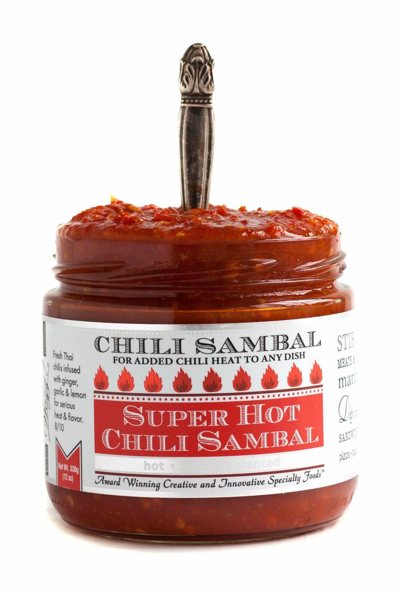 Super Hot Chili Sambal