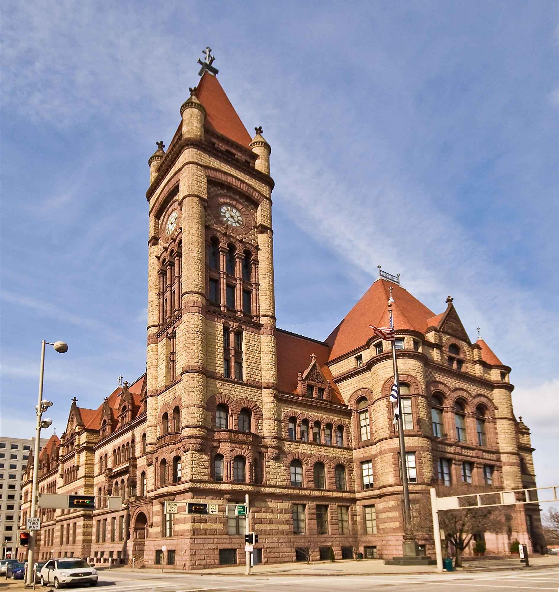 Cincinnati City Hall - Wikipedia, the free encyclopedia ...
