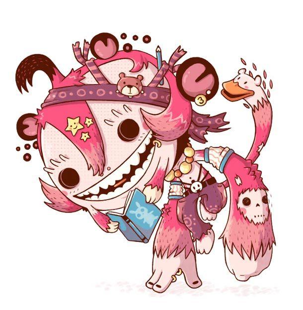 Ultra B Cartoon Characters : Blanka loves pikachu illustrations ultra mignonnes de