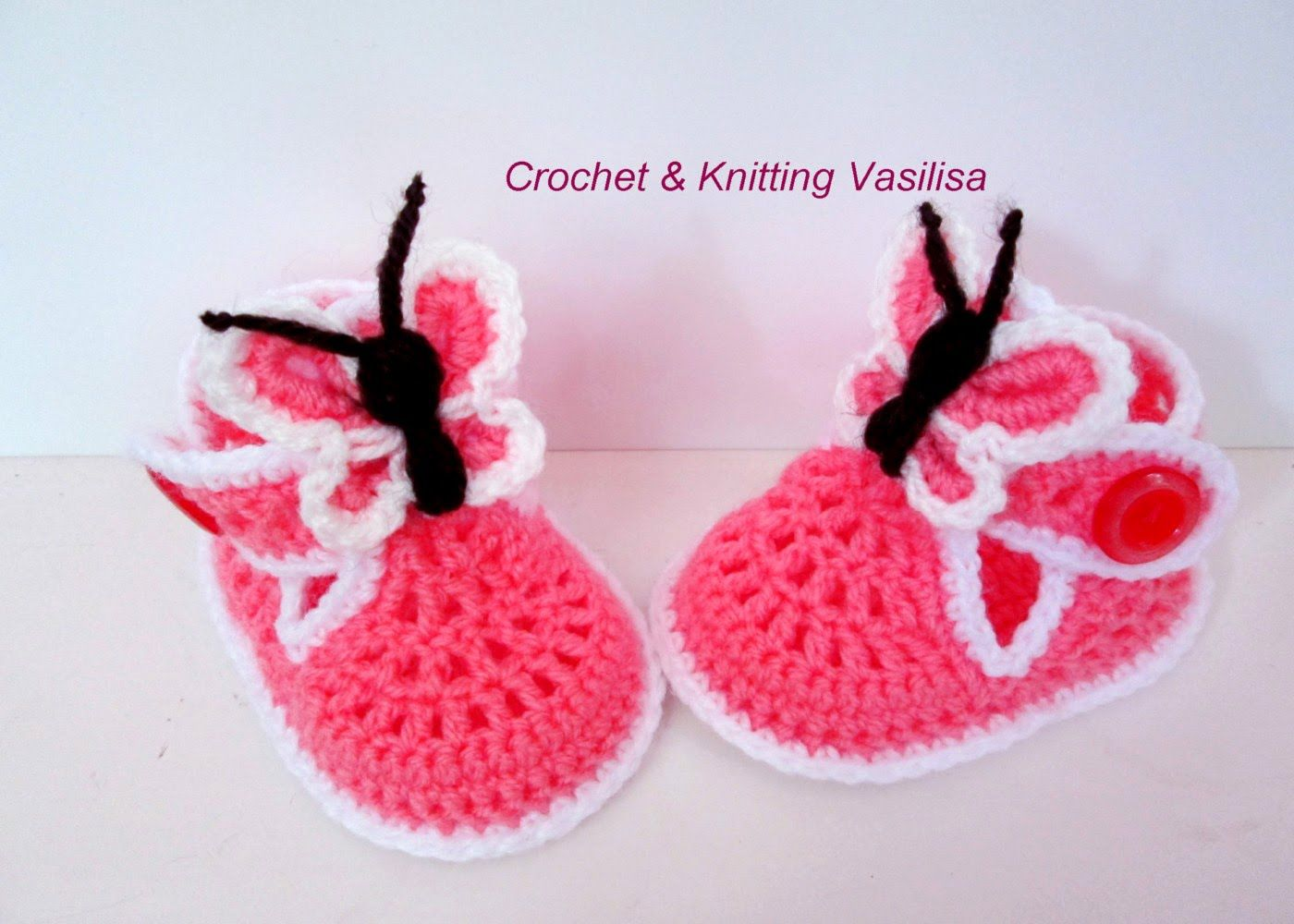DIY baby booties crochet for beginners | Booties crochet and ...