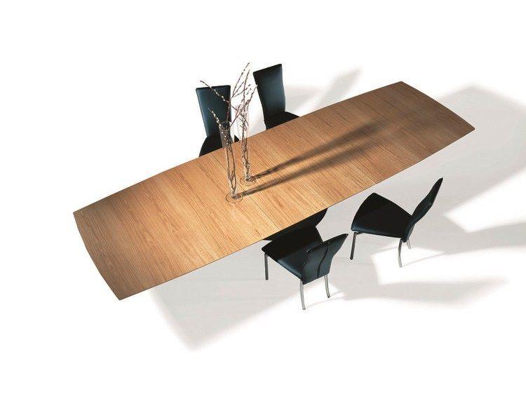 Mesa extensible de comedor Colección Adler by Draenert | diseño ...