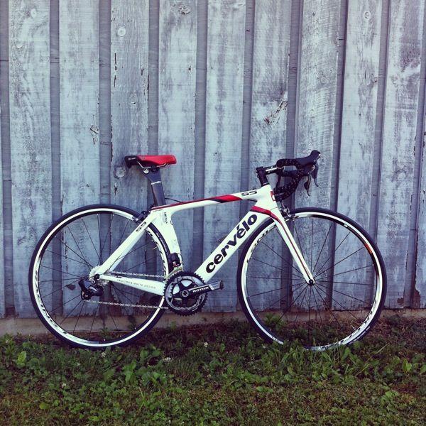 Cervelo S5 New Bike Bike Gear Bicycle Triathlete