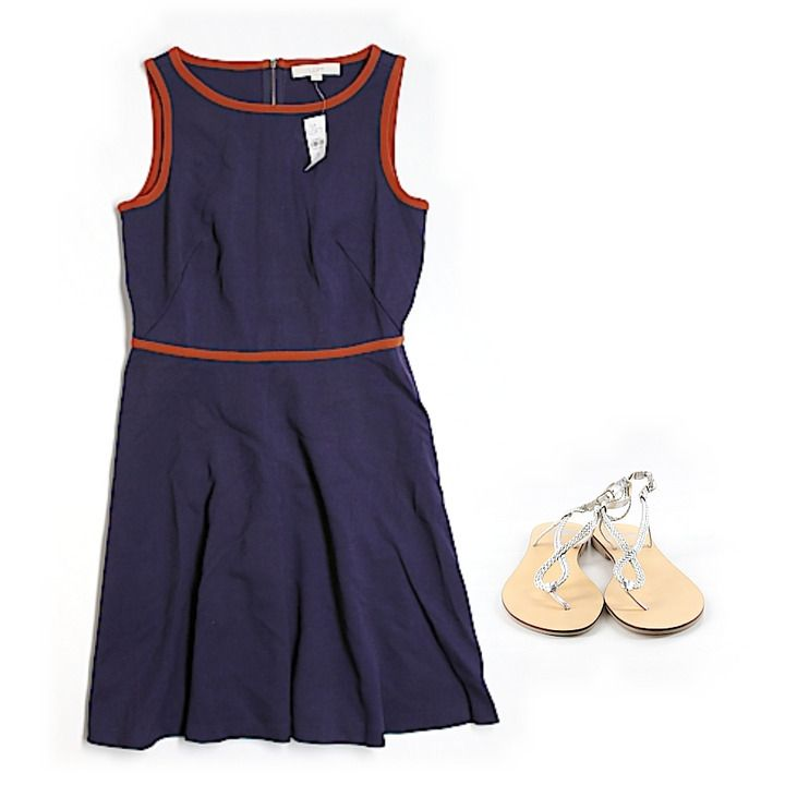 Ann Taylor LOFT & Kimchi Blue on thredUP | ThredUp Outfits | Pinterest
