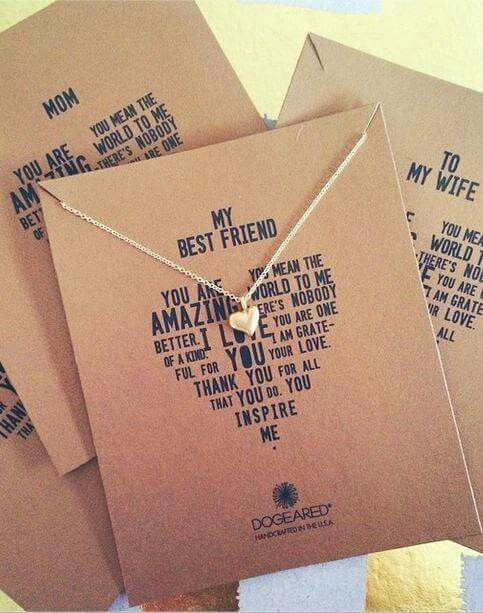 So Simple & Beautiful Presents For Best Friends, Christmas Presents For  Bestfriend, Gifts For - So Simple & Beautiful Jewelry&Accessories Pinterest Gifts