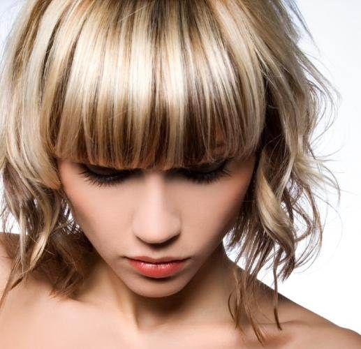 Hair Color Ideas For Blondes Lowlights : Short hair color ideas brown hair with lowlights pictures
