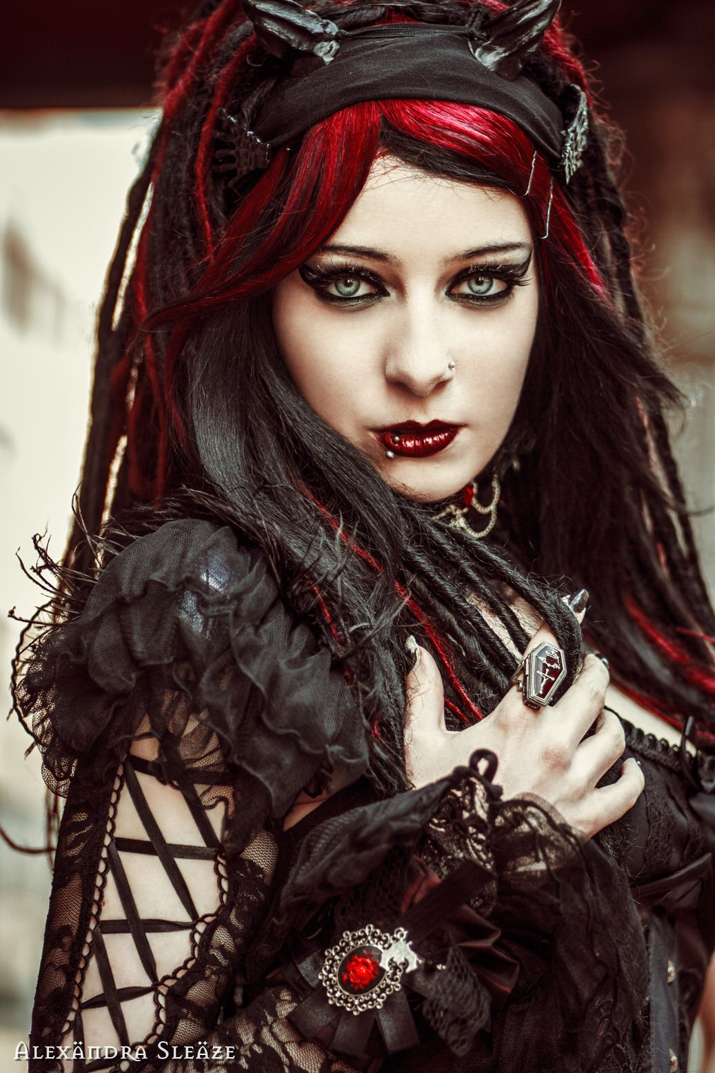 Pin by fidgy on gothique pinterest gothic models and shopping