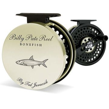 Billy Pate Bonefish Reel by Tibor Reels from Oyster Bamboo Fly Rods