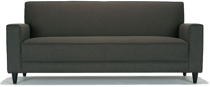 Contemporary Paro sofa -Paro Contemporary 72 Sofa and chair,classic design,thin profile,track arms and tapered legs