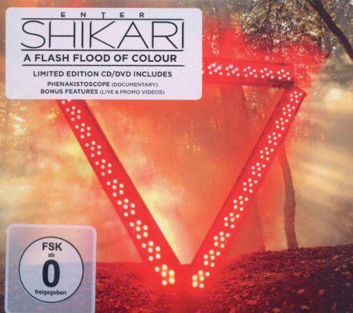 Enter Shikari - A Flash Flood Of Colour CD/DVD