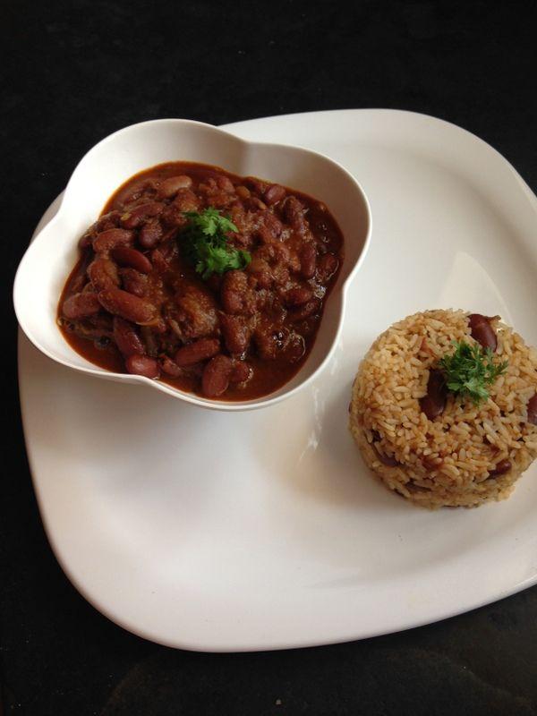 Rajma chawal recipe punjabi receta forumfinder Choice Image