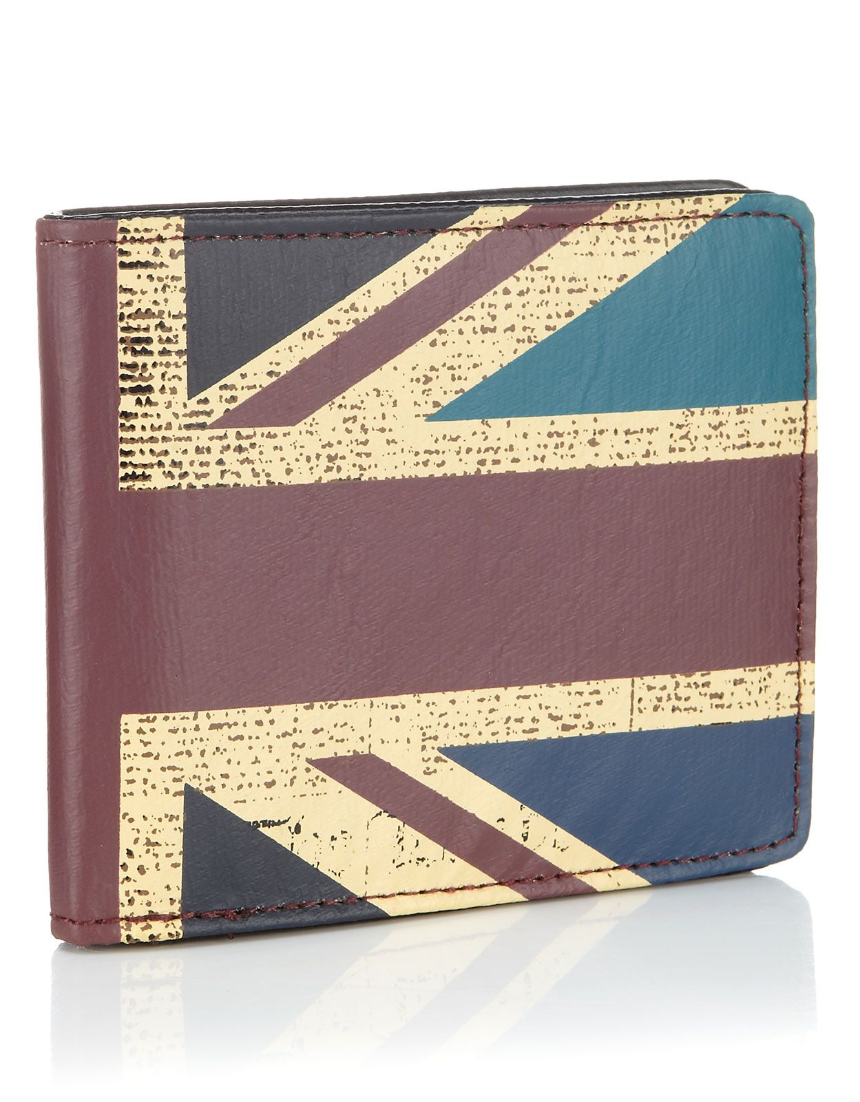 Union Jack men's wallet