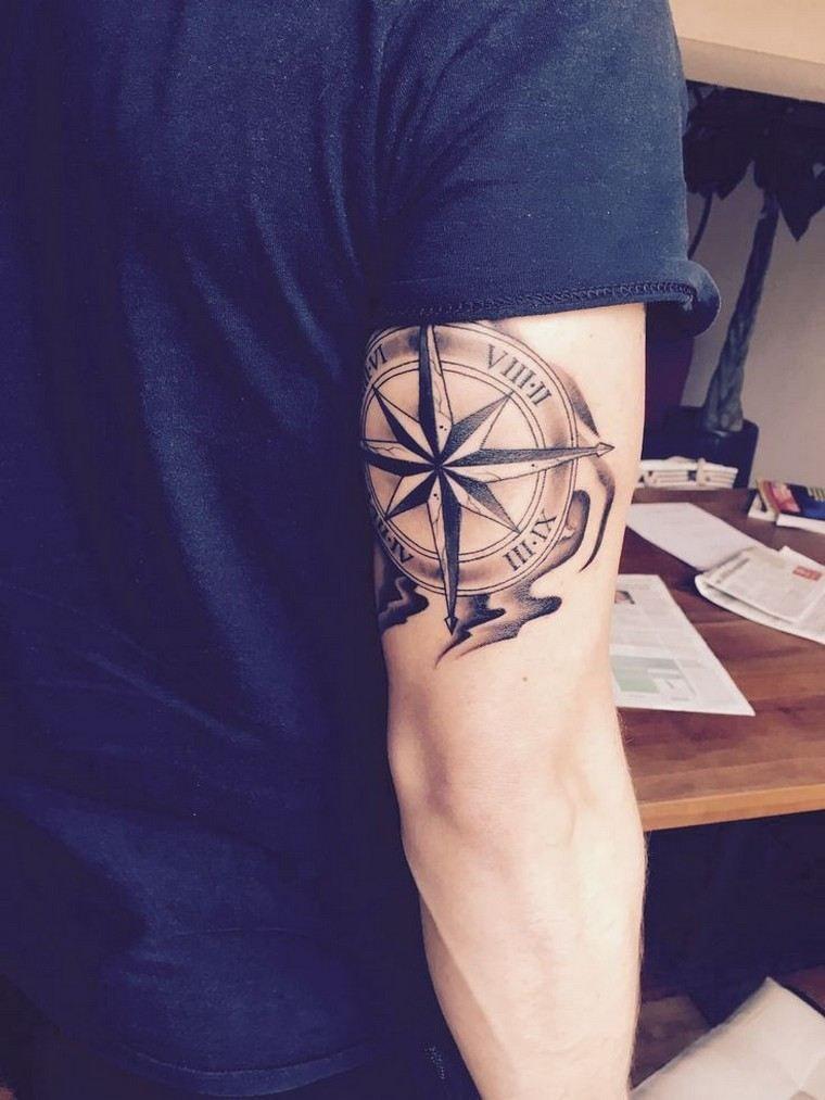 Tatouage Horloge Homme Zoom Sur 24 Des Meilleurs Modeles Tattoos