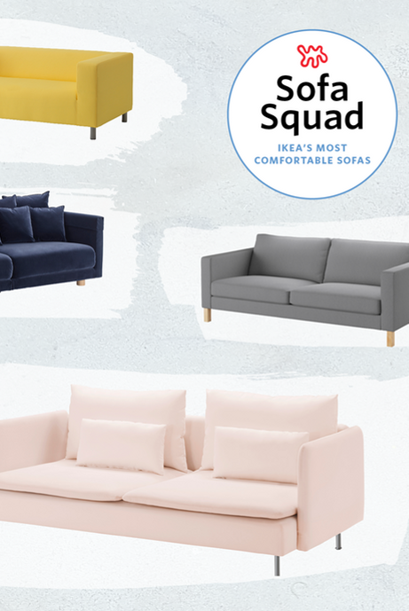 We Reviewed IKEA Sofas IRL. These Are the Most Comfortable | 04 ...