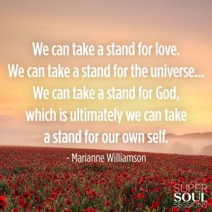 MARIANNE WILLIAMSON: THE SPIRITUAL PURPOSE OF RELATIONSHIPS