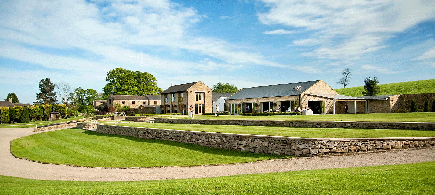 Wedding Barn Venue Yorkshire