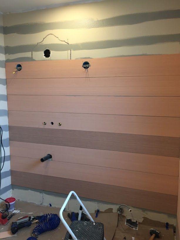 One Room Challenge Week 5 Master Bedroom Redo Wall Planks