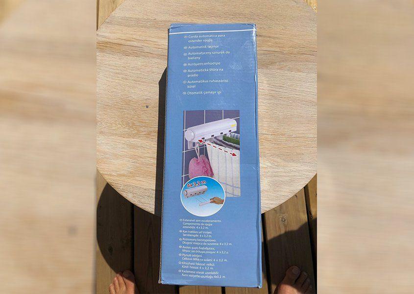 منشر الغسيل القابل للطي 2 في 1 حامل شماعة ومنشر Book Cover Stuff To Buy Convenience Store Products