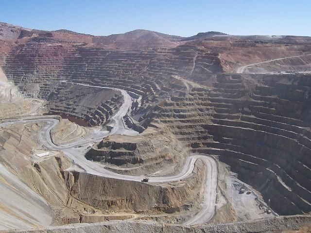 Chino Mine, Santa Rita, NM | New mexico usa, New mexico, Land of enchantment