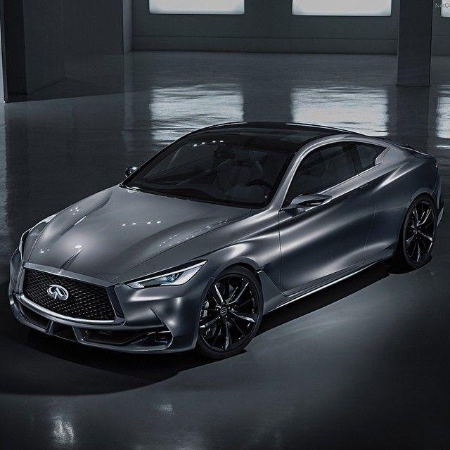 Concept Cars, Detroit Auto Show, New Infiniti