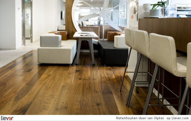 Uipkes houten vloeren Notenhouten vloer - Uipkes houten vloeren ...