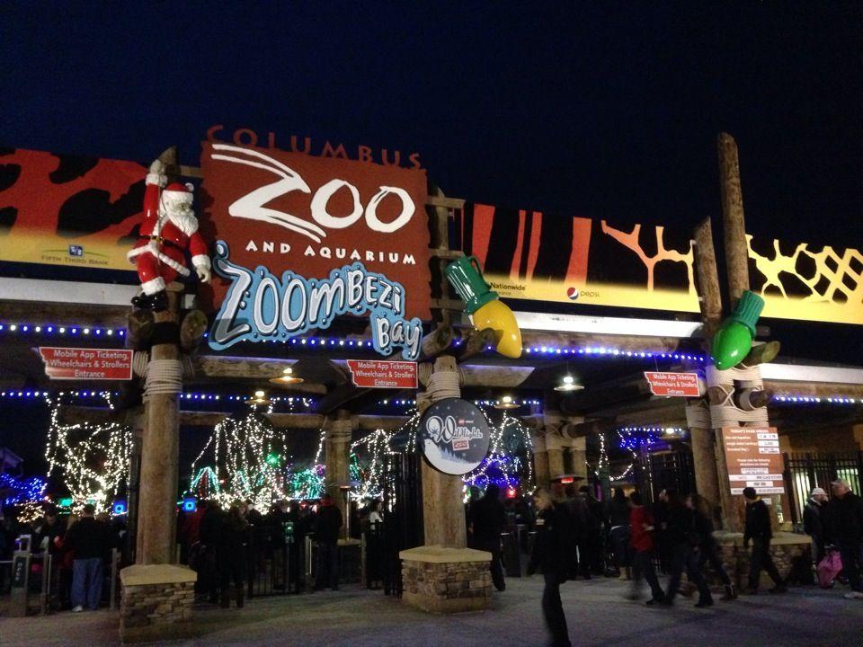 Columbus Zoo & Aquarium | Columbus zoo, Columbus ohio zoo, Zoo